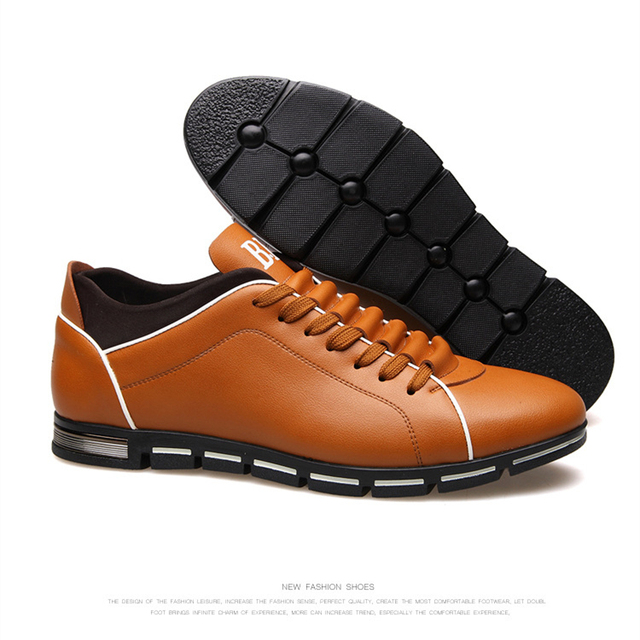 English Trend Casual Leisure Shoe 4