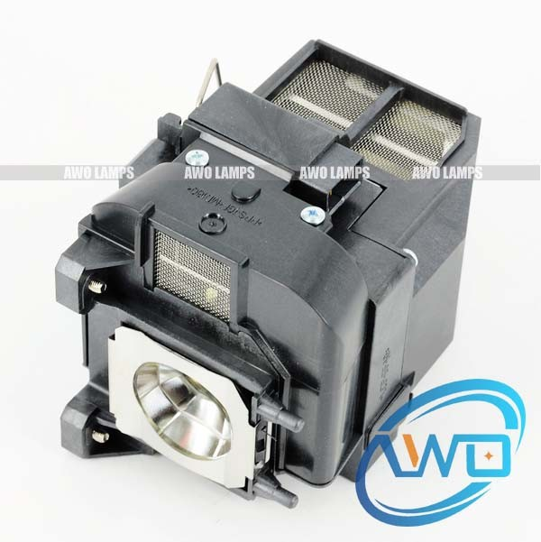 ELPLP75 / V13H010L75 Compatible lamp with housing for EPSON PowerLite 1940W/1945W/1950/1955/1960/1965 Projectors compatible projector lamp for epson elplp75 powerlite 1950 powerlite 1955 powerlite 1960 powerlite 1965 h471b