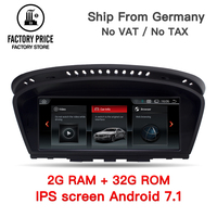 8.8 Android ID6 style Vehicle multimedia player For BMW Series 5 E60 E61 E62 E63 Bluetooth GPS Navigation EW963BWCCC