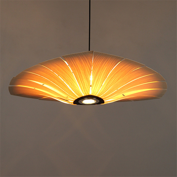 Southeast Asia Veneer Restaurant Pendant Light Living Room Bedroom Light Cafe light Hotel Inn Creative Art Lamp Free Shipping