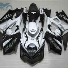 Комплекты обтекателей на заказ для Suzuki GSXR 1000 K7 K8 2007 2008 ABS мотоциклетные уличные обтекатели комплект GSXR1000 07 08 Черный Белый K78