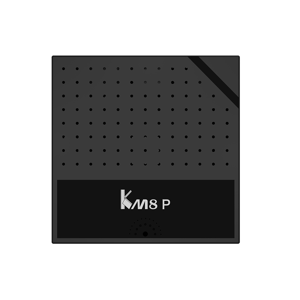 Mecool km8 P Android 6.0 ТВ Box Amlogic S912 1 ГБ 2 ГБ 8 ГБ 16 ГБ Восьмиядерный WI-FI HDMI Многоязычная Set Top ТВ коробка PK x96 a95x