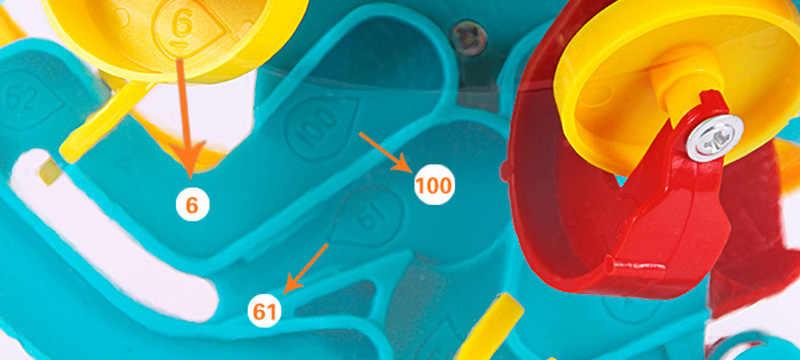 19 см лабиринт мяч игрушка, шар-Лабиринт 299 шагов 3d Волшебная головоломка, 3d Perplexus лабиринт кубический шар, детские развивающие игры-головоломки