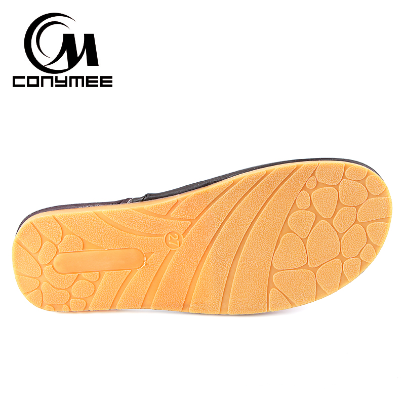 Female Home Indoor Slippers Flip Flops Summer 2019 Leather Sandals Beach Slippers Non-slip Men Women Casual Shoes Bath Slippers 4