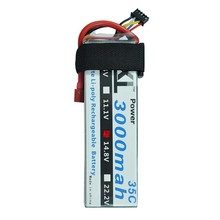 XXL High Power 4S 14.8V 3000mah 35C toys RC Li-polymer  battery for RC helicopter car boat quadcopter