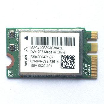DW1707 VRC88 Qualcomm Atheros QCNFA335 sans fil bluetooth WIFI carte WLAN pour Dell sans fil 1707 Wi-Fi + Bluetooth