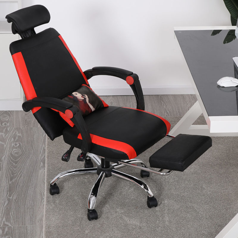 Household Work In An Office Leisure Student Lift Swivel Main Gaming Sowing Chair You