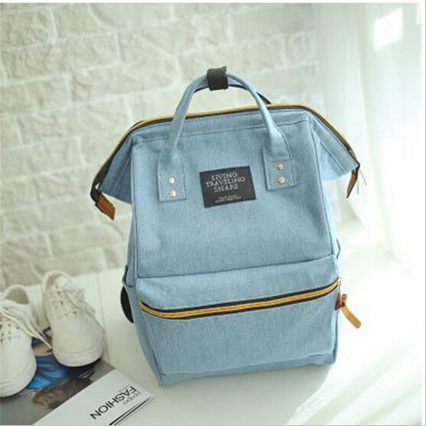 new medium bookbags preppy style rucksack