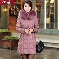 Winter Jacket Women 2016 Winter Coat Women Parkas Luxury Fur Coat Plus Size Cotton-Padded Down Coats Women Wadded Jackets A728