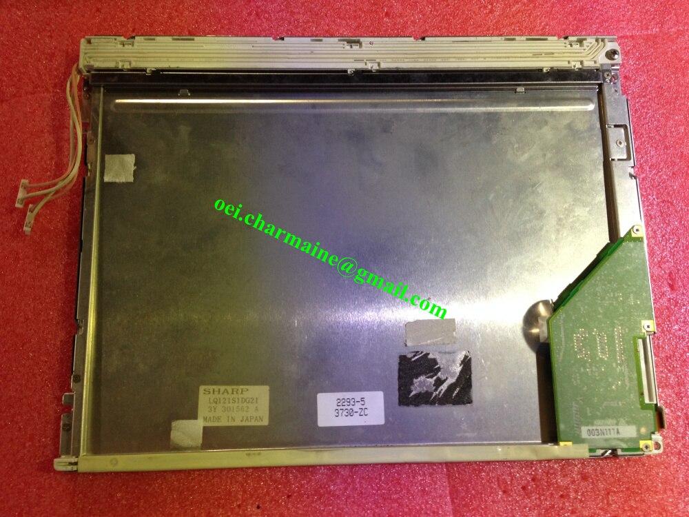 ORIGINAL LQ121S1DG21 12.1 INCH EL PANEL INDUSTRY LCD