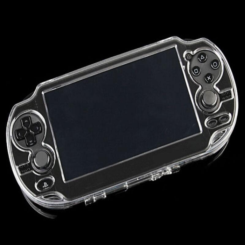 Clear Hard Case Transparent Protective Cover Shell Skin for Sony PlayStation Psvita PS Vita PSV 1000 Crystal Full Body Protector кабель для передачи данных at calbe usb sony ps vita psp psv cable