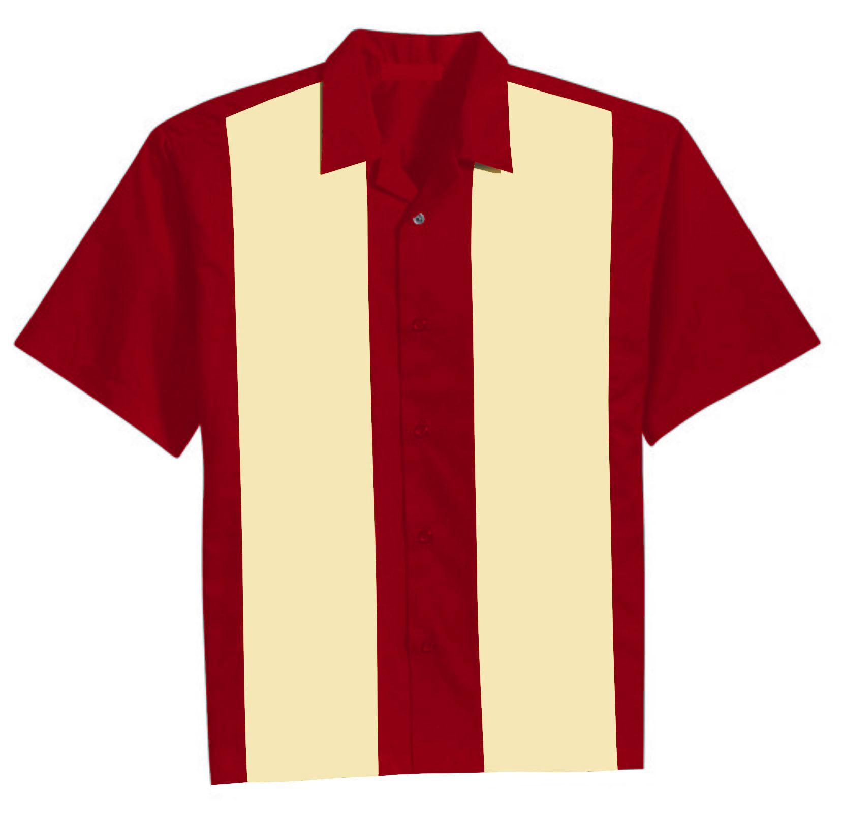 Maroon Dress Shirt For Men