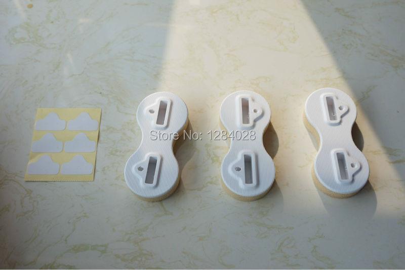 Wholesale Fcs Fusion Fin Box Surfboard Fins Surf fin Fcs Plugs 30 pcs 10 sets