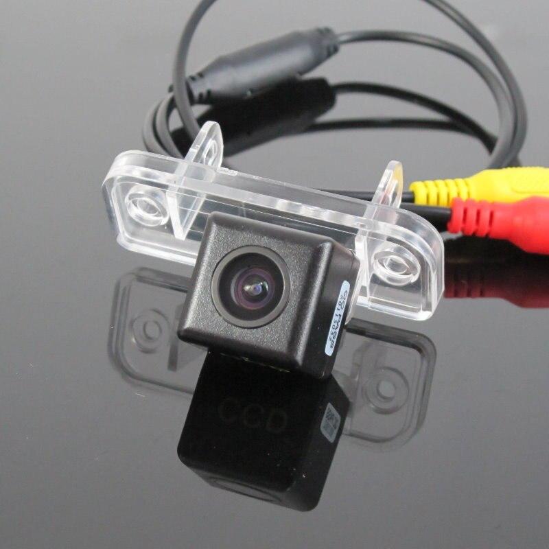 Людмила За Мерцедес Бенц SLK R171 2004 ~ 2011 / HD CCD Нощно виждане Висококачествен Автомобил Заден Паркинг Камера / Камера за Задно Виждане