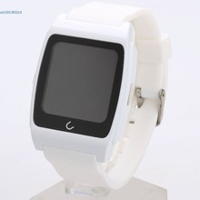 อัตราการเต้นหัวใจป้องกันสัตว์เลี้ยงกีฬาสุขภาพนาฬิกาสัมผัสบลูทูธU Watch UXดูสมาร์ทสำหรับA Ndroid/iOS