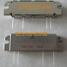 RA60H1317M1A-101 ~ 100% Новый Оригинальный! RF MOSFET МОДУЛЬ [136-174 МГц 60 Вт 12.5 В, 2 Этап Усилителя. Для МОБИЛЬНОГО РАДИО]