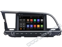 WITSON Android 5.1 Quad Core CAR DVD for HYUNDAI ELANTRA 2016 AUTO RADIO STEREO +1024X600 SCREEN+DVR/WIFI/3G+DSP+RDS+16GB flash