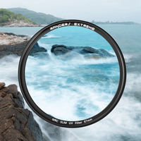 Rangers 1 7mm Ultra Slim MC Ultra Violet UV Filter Lens Protector For Canon Nikon Camera