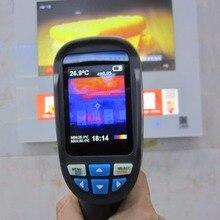 Infrarot-thermometer Handheld Wärmebildkamera HT-02 Tragbare IR Wärmebildkamera Infrarot Imaging Device