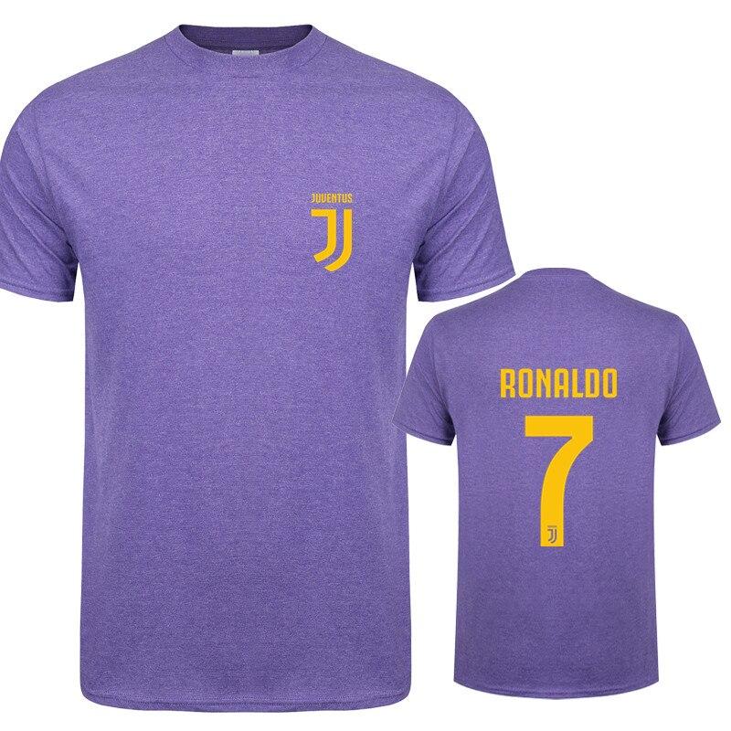 new style da744 0bcd2 New Fashion Cristiano Ronaldo T Shirts Tops Men Short Sleeve Cotton Man CR7  T-shirt Tshirt Tee DS-010