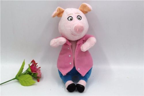 New Sing Rosita Pig 8 Plush Plush Stuffed Toy In Movies