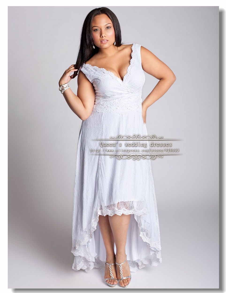 2f2e6abb44c8 High Low Plus Size Bridesmaid Dresses - Aztec Stone and Reclamations