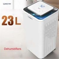 2000ml High capacity Home Air Dehumidifier DH02 Semiconductor Desiccant Moisture Absorbing Air Dryer Electric Dehumidifiers 220V
