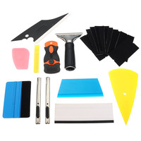 Autoleader 8 In 1 Car Window Tint Tools Kit Car Sticker DIY Tool Automobile Universal Membrane