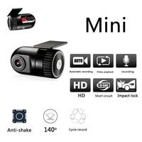 Dashcam Dash Cam Auto Detektor Kamera Recorder Keine Anzeige Verstecken Dvr Hohe kosteneffektive Universal Hd Schwach Licht Monitor