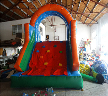 Inflatable water for kids jumping trampoline inflatable outdoor slides with small inflatable water slide customized small jumping castle mini inflatable trampoline for kids game