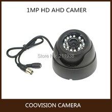 1.0megapixel 720P IR CCTV security AHD Camera HD Indoor Dome Camera night vision