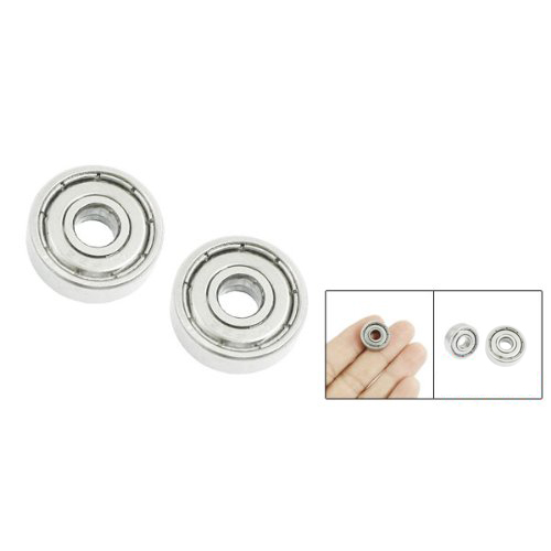 где купить  MYLB-5 Pcs Skateboard Deep Groove Radial Ball Bearings 625ZZ 16 x 5 x 5mm  по лучшей цене