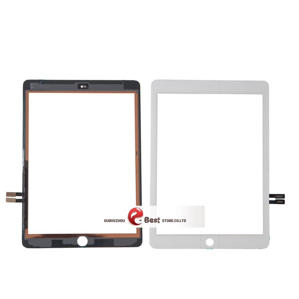 10Pcs lot For iPad 9 7 2018 Version 6 6th Gen A1893 A1954 Touch Screen Digitizer