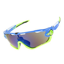 EOC Professional Polarized Cycling Glasses Bike Goggles Driving Fishing Outdoor Sports Sunglasses UV 400 3 Lens TR90  6 color
