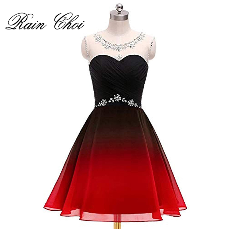 Cocktail     Dresses   2019 A Line Women Formal Prom Party Gown Short   Cocktail     Dress