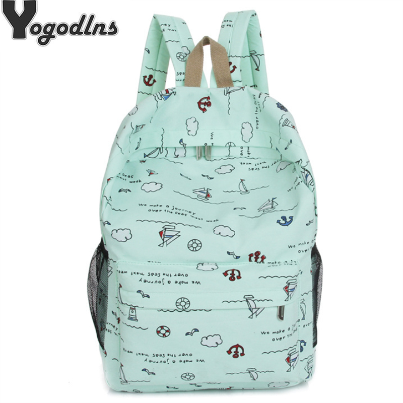 Fashion Canvas Backpack new fabric student backpack female shoulder bag solid school or travel knapsack large casual rucksackFashion Canvas Backpack new fabric student backpack female shoulder bag solid school or travel knapsack large casual rucksack
