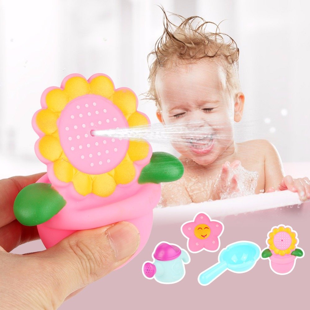 Funny Swimming Pool Game Set educational bathing toy Bathing Enjoyment Water Play Sprinkling Toys for Kids Water toys for kids