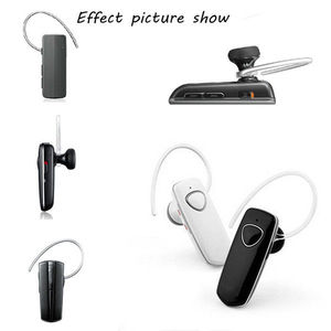 Image 2 - 2x Bluetooth 6mm Silicone Headset Receiver Clip Clamp Holder EarHook Ear Loop Replacement