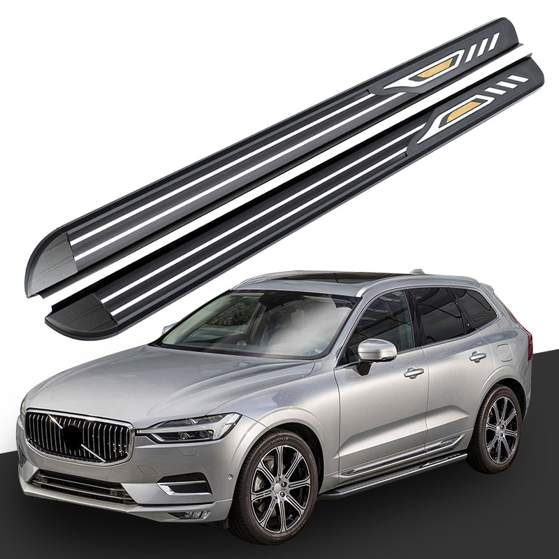 PCS Side Step for VOLVO XC60 2018 Running Board Nerf Bar Platform Iboard