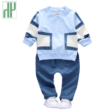 Spring Autumn Children Clothing Set Boys Cotton Sport Kids Sets For Girls Boutique Outfits Tracksuit Baby 2t 4t