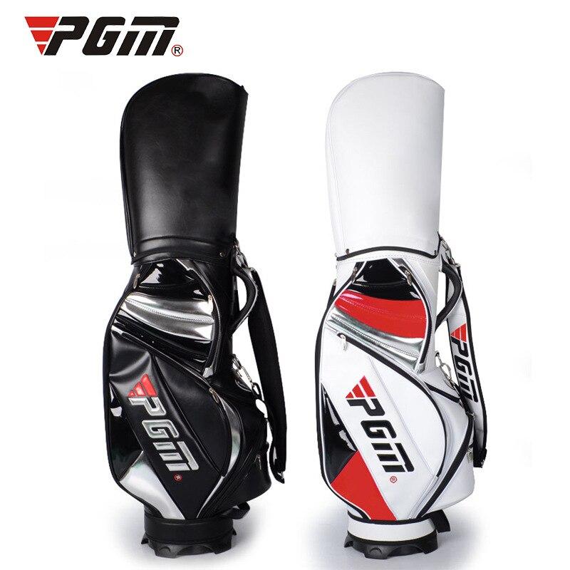 Pgm Golf bolsas estándar impermeable Anti-fricción paquete deportivo de alta capacidad Golf Caddy bolsa de personal cubierta al aire libre bolsos D0076
