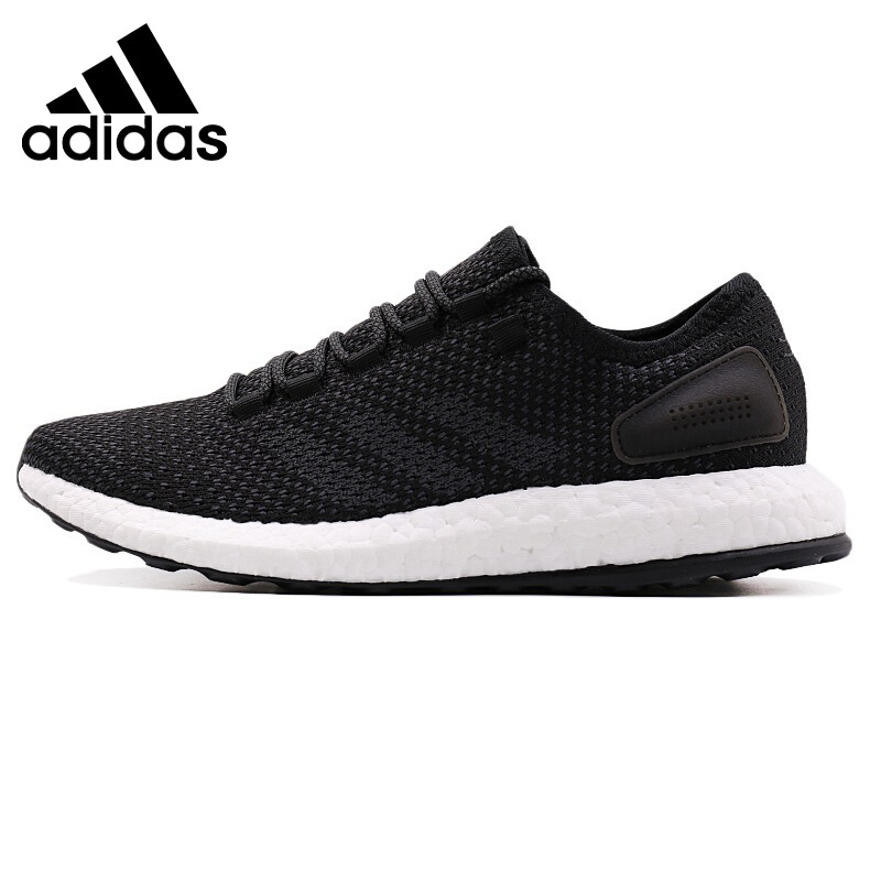 huge selection of 25c80 ecd5d usa mens shoes sneakers adidas pureboost all terrain triple black 310a0  797bb