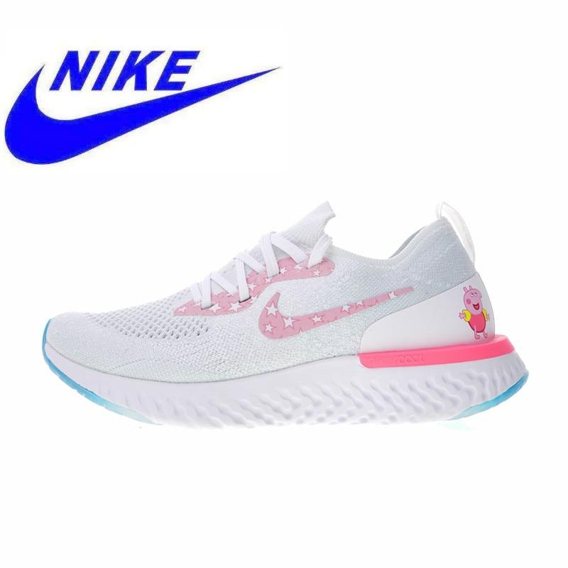 aab17bf55ba Original Nike Epic React Flyknit Women s Running Shoes