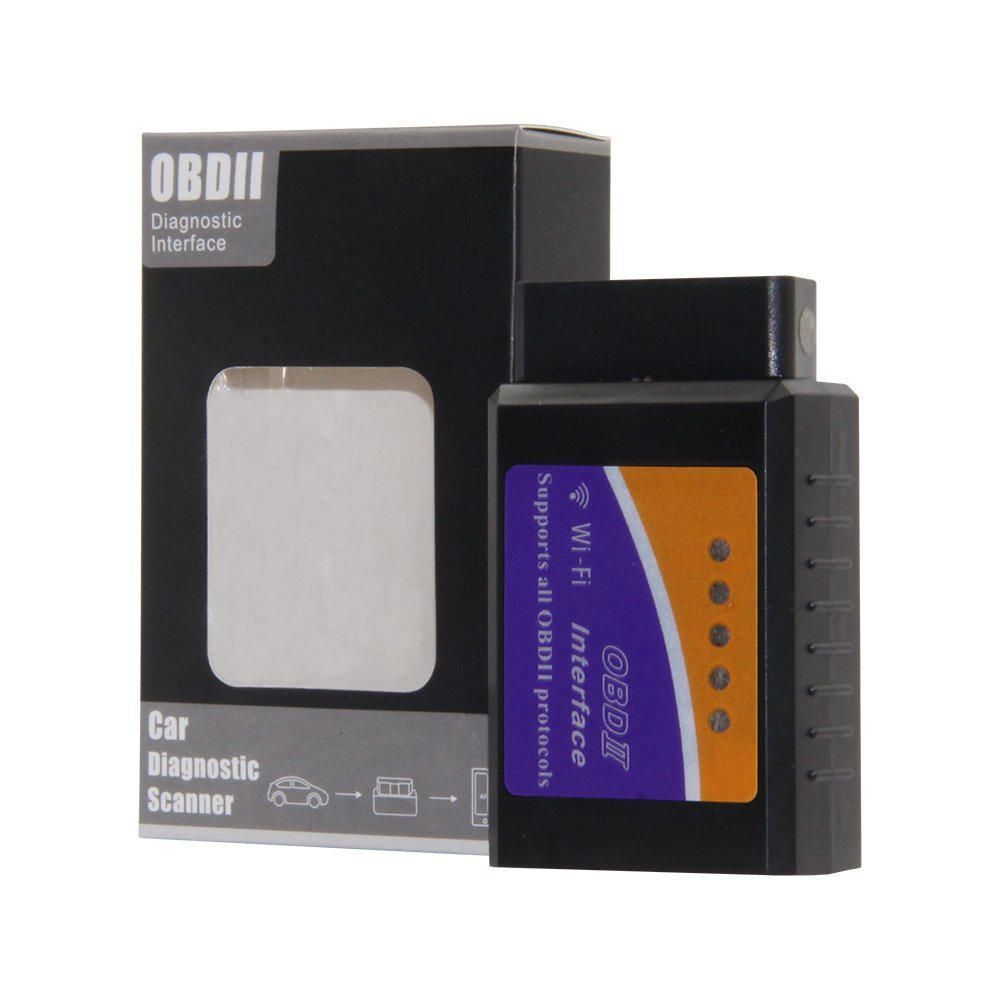 Super Mini Wifi ELM327 With Pic18F25K80 Chip V1.5 OBD2 Bluetooth ELM 327 OBD2 Scanner Bluetooth 327 for Android iOS PC