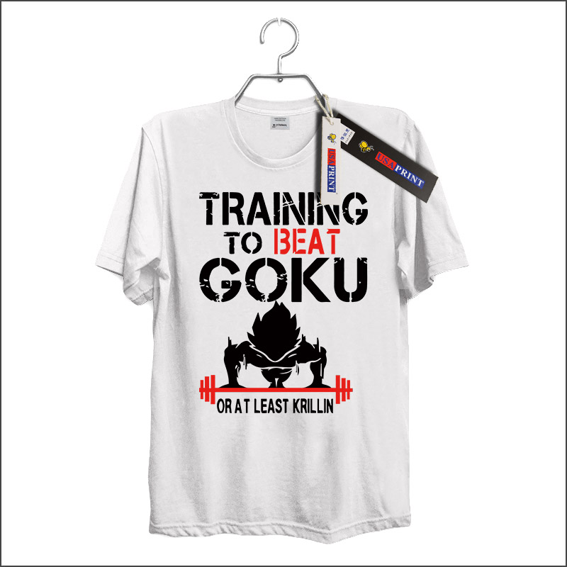 USAprint lujo hombres camiseta de la bola Z del Dragón Goku DBZ ...