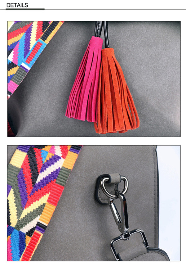 Women's Bag Scrub PU Crossbody Bags Luxury Handbags Women Bags 18