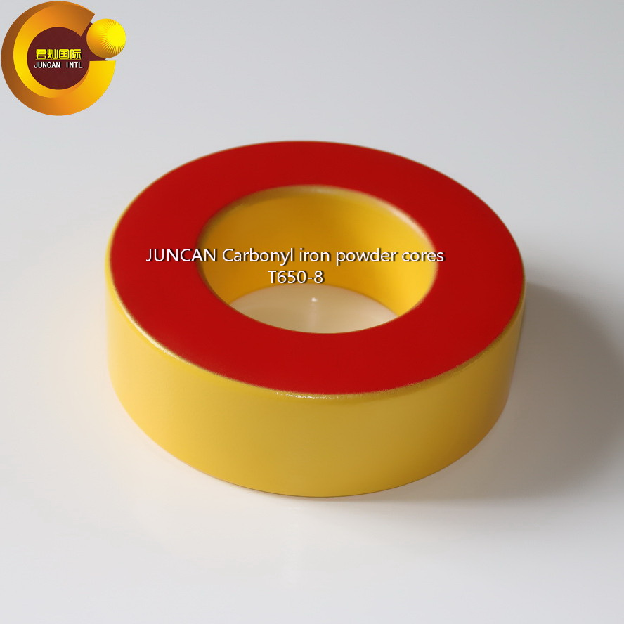 все цены на T650-8  Carbonyl iron powder cores, high frequency radio frequency magnetic core