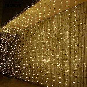 JULELYS 6M x 5M 960 Bulbs LED