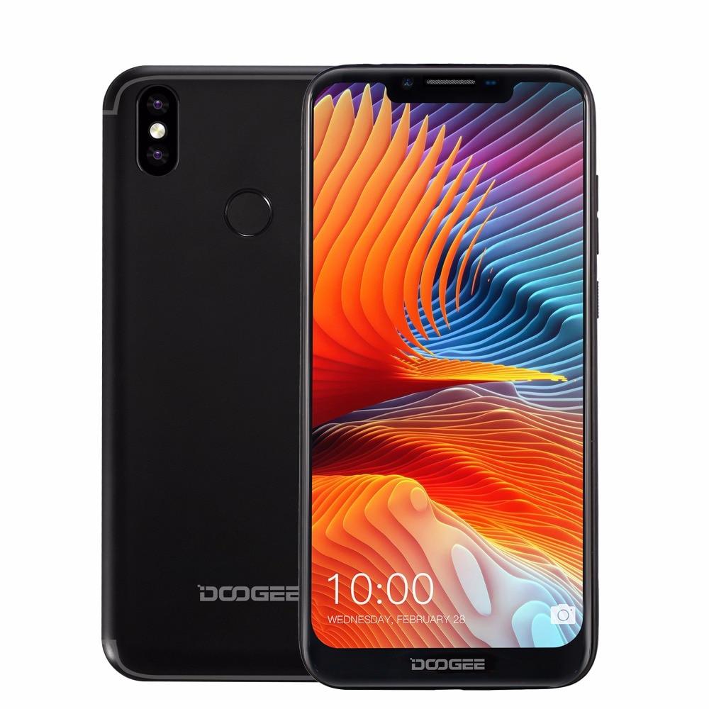 DOOGEE BL5500 Lite 4G Smartphone da 6.19 pollici MTK6739 Quad Core 2 GB di RAM 16 GB di ROM 5500 mAh Dual SIM 13.0MP Android 8.1DOOGEE BL5500 Lite 4G Smartphone da 6.19 pollici MTK6739 Quad Core 2 GB di RAM 16 GB di ROM 5500 mAh Dual SIM 13.0MP Android 8.1