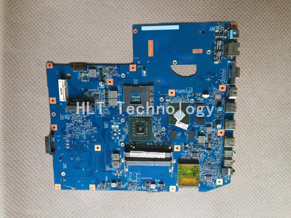 SHELI laptop Motherboard For ACER 7736 48.4FX01.01M DDR3 non-integrated graphics card 100% fully tested